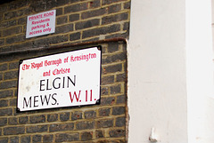 Elgin Mews