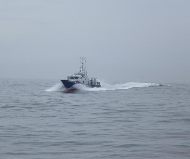 TiG - fisheries patrol
