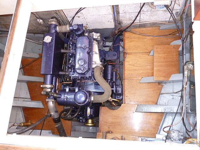MF - engine progress