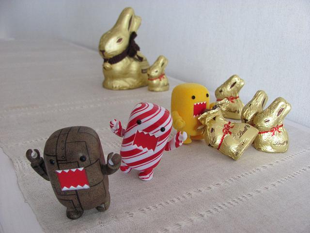 Beware of giant bunnies!