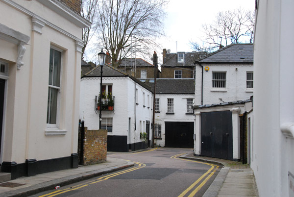 Cordington Mews
