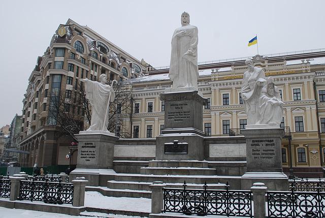 Fürstin Olga Denkmal