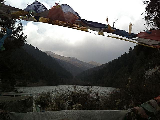 le lac sacré