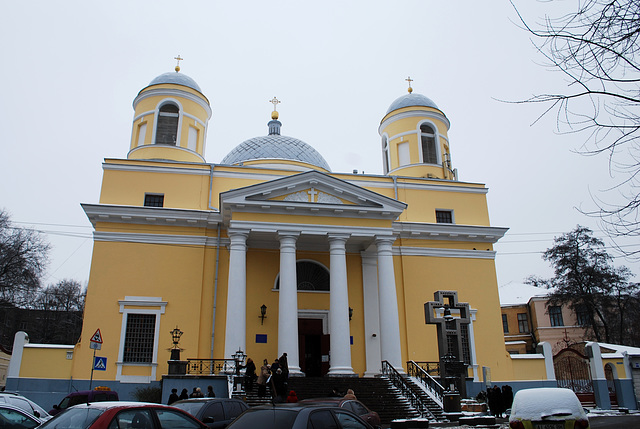 St. Alexanders polnische Kirche in Kiew