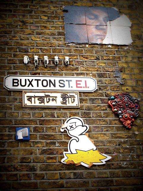 Buxton Street E1