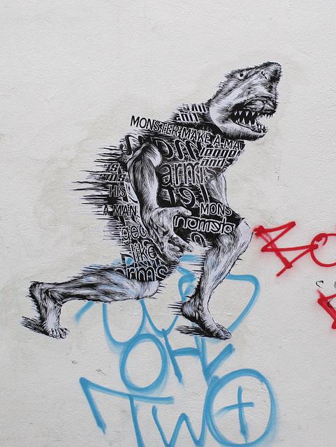 Monster Make a Man