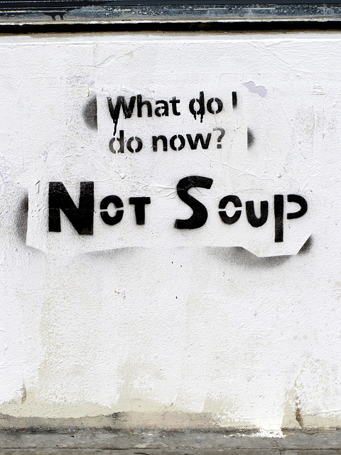 Not Soup