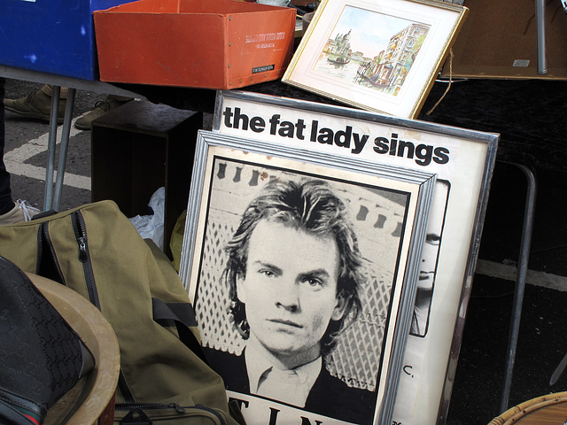 The Fat Lady Stings