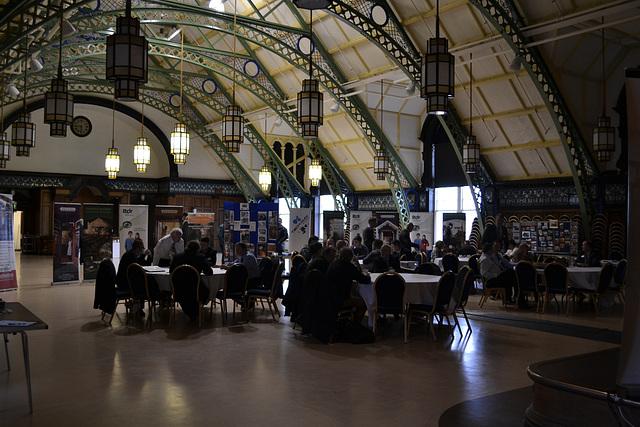 EHSI - great hall