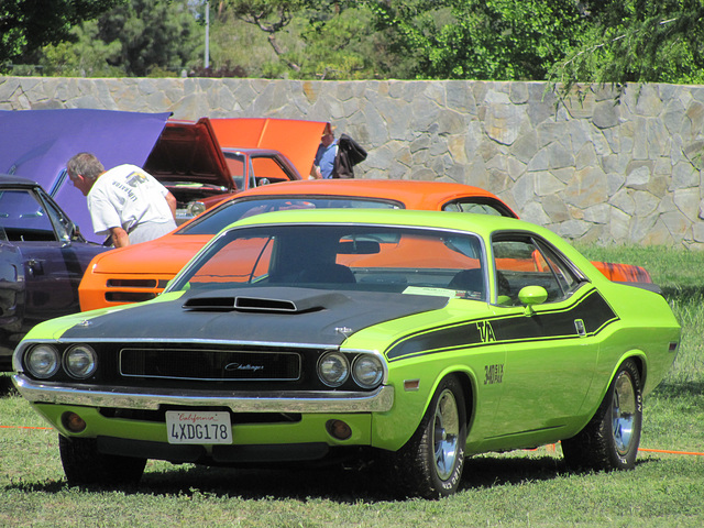 Ipernity 1970 Dodge Challenger Ta By 1971 Dodge Charger Rt Freak