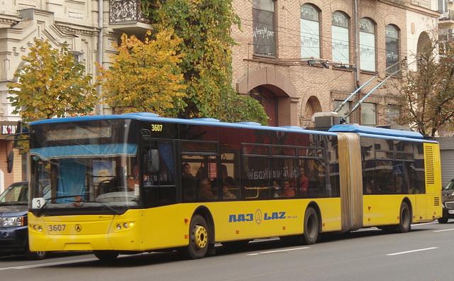 LAZ-E301 aka ElectroLAZ 20 Oberleitungsbus