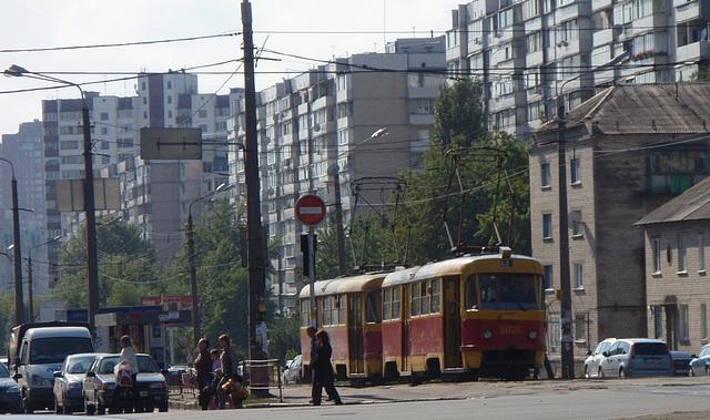Straßenbahn Tatra Т3