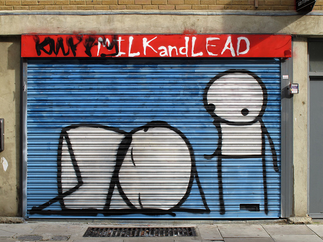 Milk and Lead and Stik