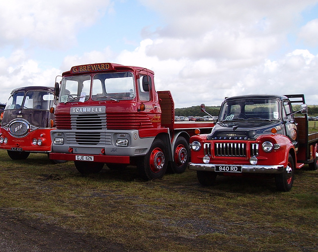 csg - scammell and bedford
