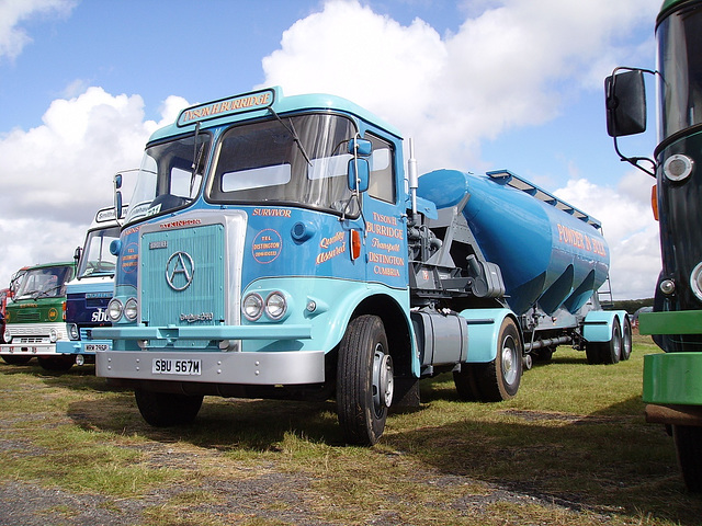 csg - tanker