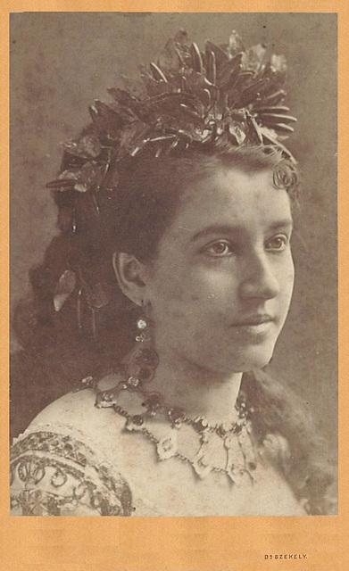 Karoline Tellheim by Székely