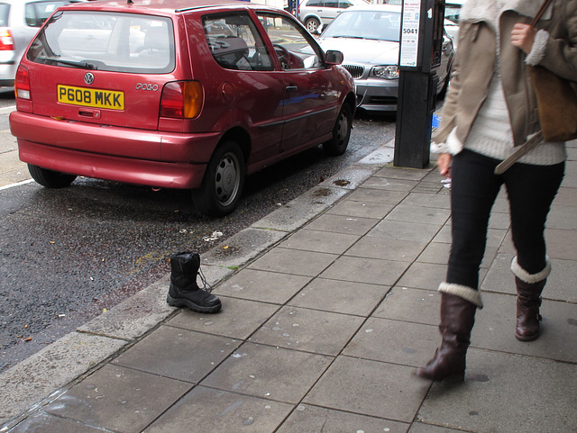 Lost Boot