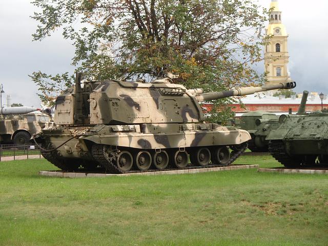 2S19 Msta-S 152-mm Haubitze