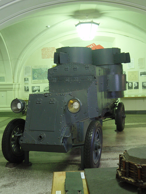 Austin-Putilow Radpanzer