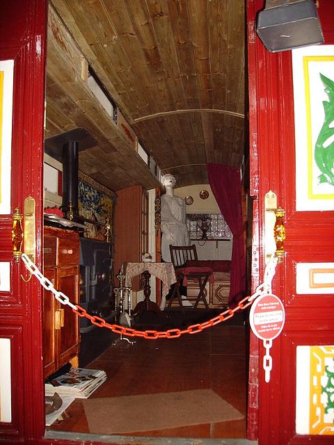 vvm - interior restored