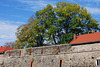 Mauer des Ungwarers Schlosses