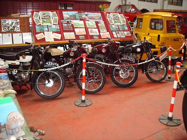 vvm - four bikes