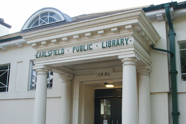 Earlsfield Public Library