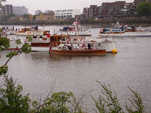 TiG - pageant Dunkirk little ships