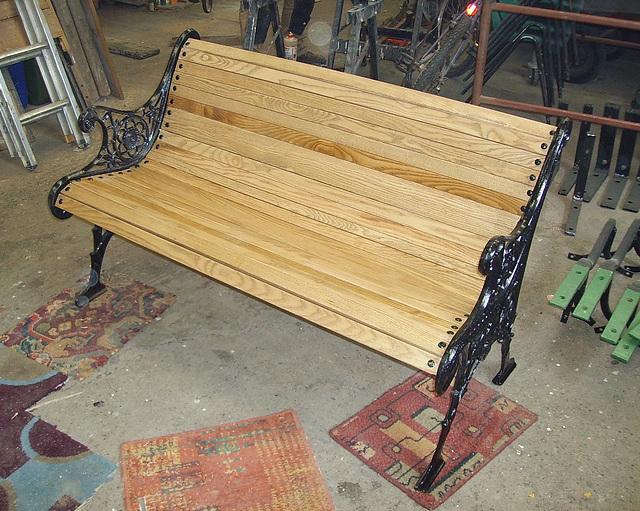swp - tony's bench