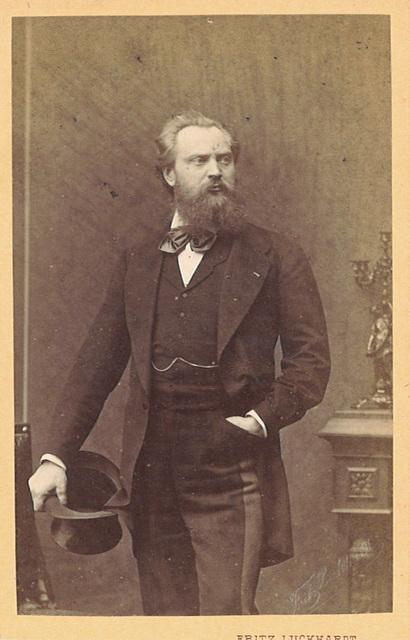 Albert Niemann by Luckhardt