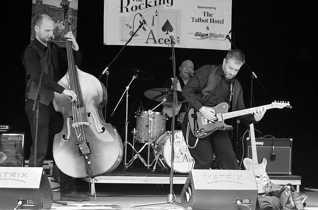 The Rocking Aces at Ledbury