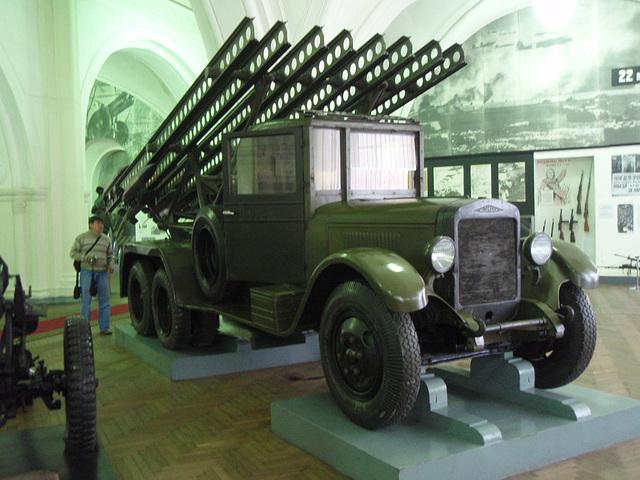 """BM-13 """"Katjuscha"""""""