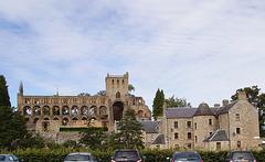gbw - Jedburgh Abbey