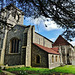 st.michael's church, st.albans, herts.