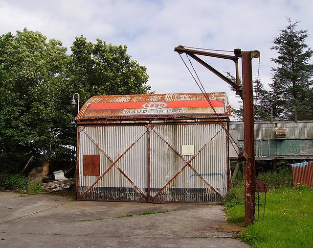 O&S - old depot