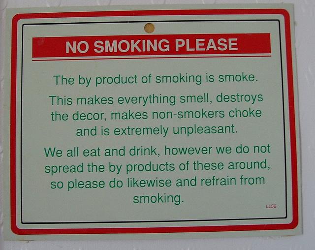 O&S - room notice