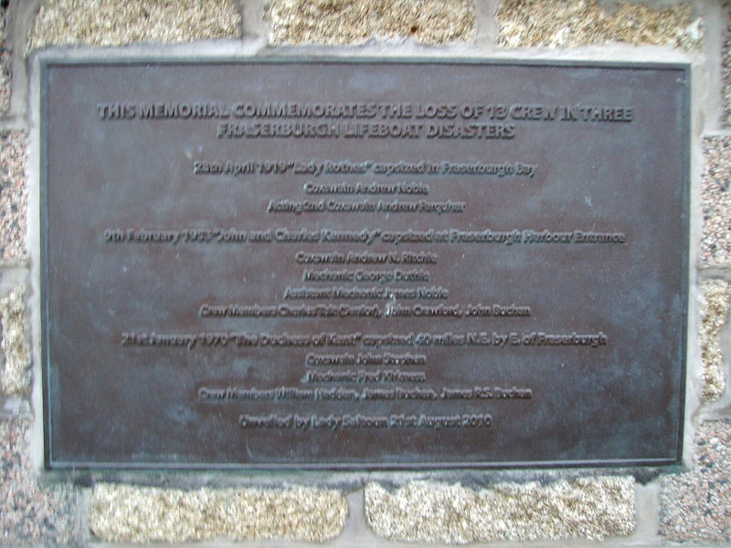 olb - Fraserburgh memorial text