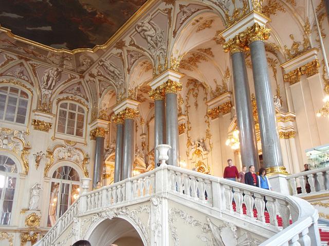 Hermitage -- Interieur