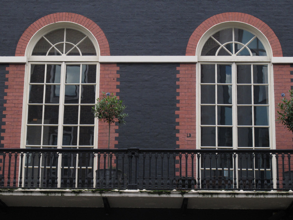 Curzon Street windows