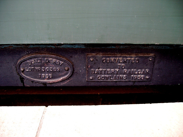 TiG - BEMU plates