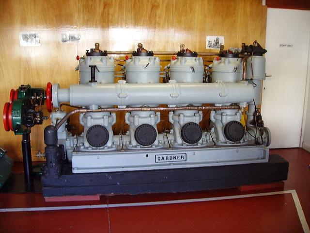 TiG - large engine