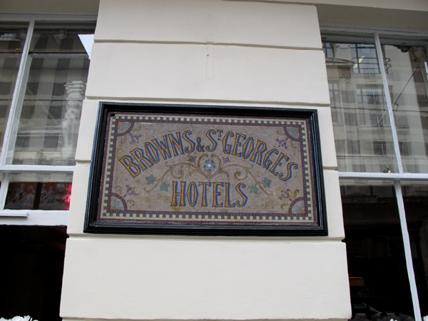 Brown's & St George's Hotels