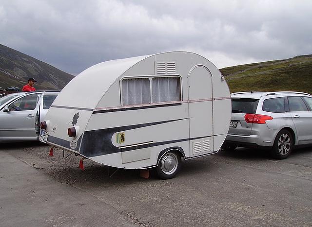 TiG - teardrop caravan