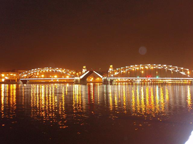 Bolscheochtinski-Brücke