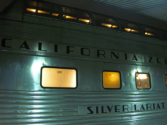 Silver Lariat In Los Angeles Union Station (4724)