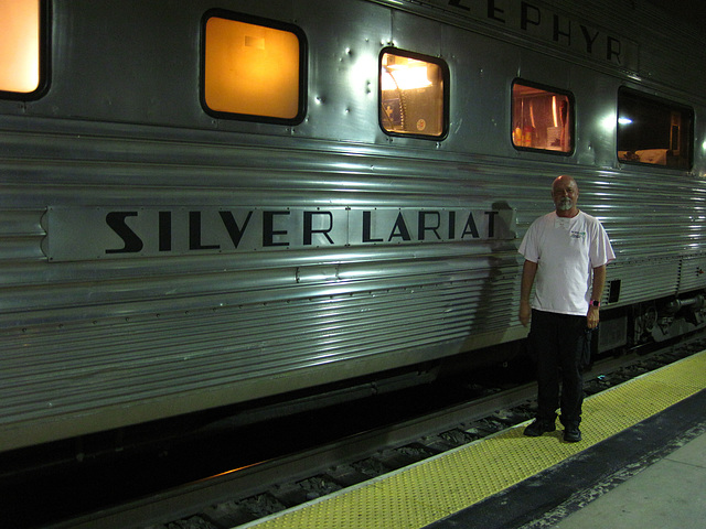 Silver Lariat In Los Angeles Union Station (4726)