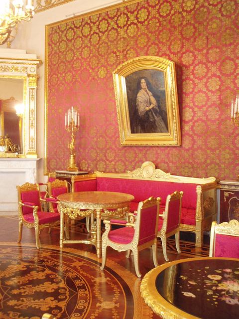 Jussupow Palast --  Interieur