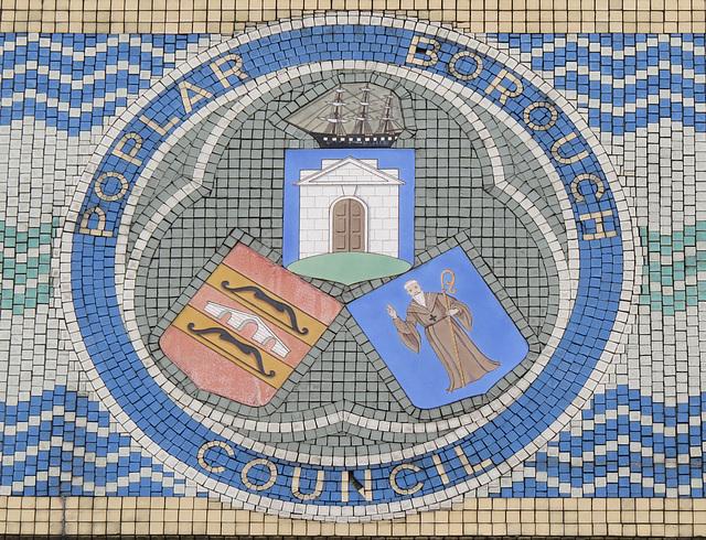 poplar town hall, bow road, london