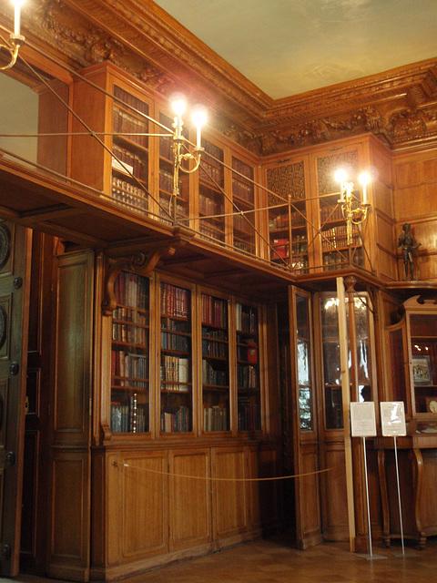 Jussupow Palast -- Bibliothek
