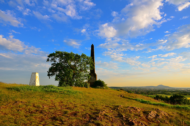 Lilleshall Monument, Shropshire